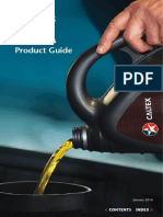 Caltex Lubricants Product Guide 2016