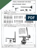 Boley Catalogue Katalog Каталог