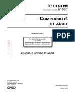 UE 214 Comptabilité Et Audit Série 3