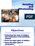 4-Whole Selling and Retailing