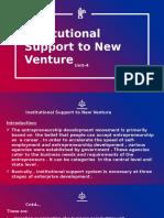 Institutional Support(unit4).pptx