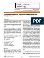 ADPKD Current Management 2015