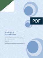 Making of Gandhidham