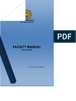 HS FacultyManual2004
