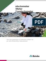 913 pH Meter METROHM AG