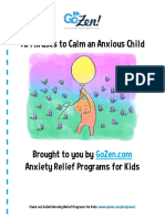 72 Phrases to Calm an Anxious Child