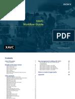 SonyFS7 Workflow