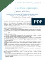Arrêté Du 26 Juin 2008 Relatif à La Délivrance Du Certificat d'Aptitude Aux Fonctions d'Agent de Sûreté Du Navire