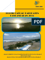 Profil Daerah Kabupaten Pangandaran 2015