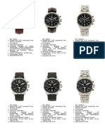 Junkers Watch Collection