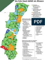 Déploiement du Très haut débit en Alsace