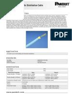 Optic Fiber Diamter OptiCoreFibeOptic W