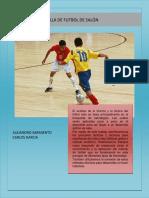 Cartilla de Futsala
