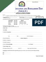 Download Form NEST