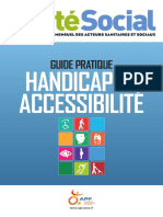 2010 Guide Handicap & Accessibilité