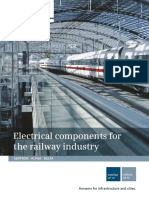 Electrical Components for the Railway Industry Catalog LV 12 2015 201612161402441410