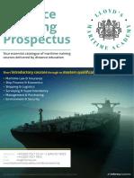 Lloyd'S_Maritime Academy Distance Learning Catalogue (Jun14)