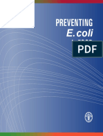 1 FAO Preventing-E.coli-InFood FCC 2011.06.23