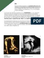 Claroscuro Conceptos y Dibujos Sobre El Tema.