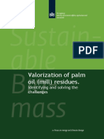 Valorization of Palm Oil Mill