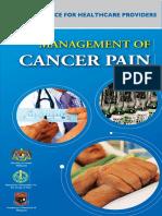 QR Management of Cancer Pain
