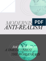 Anti Realism