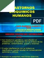 Trastornos Bioquimicos Humanos