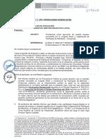 009 Precisiones Sobre Medidas Cautelares Directivos