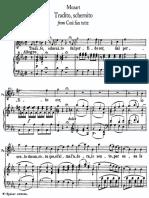 Mozart - Tradito Schernito.cosi Fan Tutte
