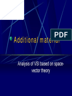 Space Vector Slides