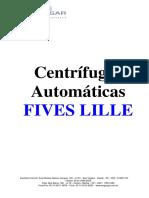 Centrífugas Automáticas FIVES LILLE