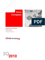 UniCredit-Euro Compass Quarterly 3Q2010