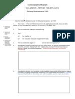 Stat_Dec_Applicant - For Partner Visa-3