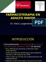 2- Farmacoterapia en Adulto Mayor
