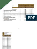In-PRP-029 Cronograma de Trabajo Silice