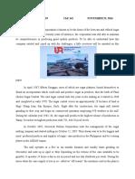 Plant Tour URC Paper