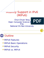 Mobile Ipv 6