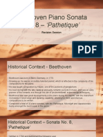Beethoven Pathetique PPT