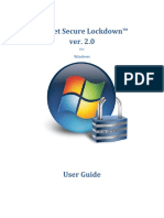 Inteset Secure Lockdown v2 User Guide