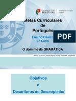 2 Ciclo Gramatica Metas Portugues