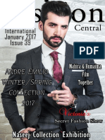 Fashion Central International January Issue 2017