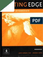 Cutting Edge - Intermediate Workbook