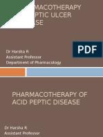 Acid Peptic Disease (APD)