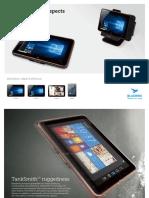 [Brochure] Industrial Tablet Portfolio En