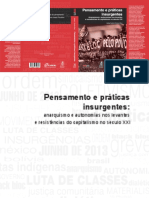 AA.vv. Praticas Insurgentes Contemporaneas