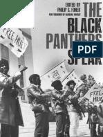 Philip S. Foner - Black Panthers Speak