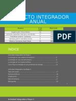 Producto Integrador Anual 1 semestre bilogia
