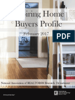 2018 Aspiring Home Buyers Profile 02-07-2018