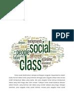 Pengertian Kelas Sosial