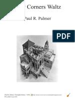 Four Corners Waltz - Paul R. Palmer